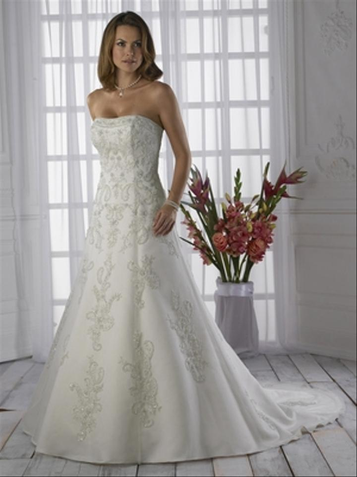 Jacquelin Exclusive 1991001 Wedding Dress Tradesy Weddings