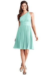 Donna Morgan Spearmint Rhea Dress