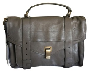 Proenza Schouler Satchel in Smoke
