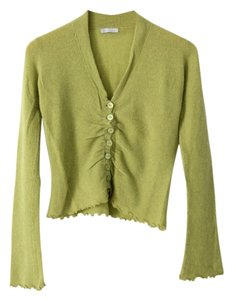 Casmari Ruched V-neck Cardigan