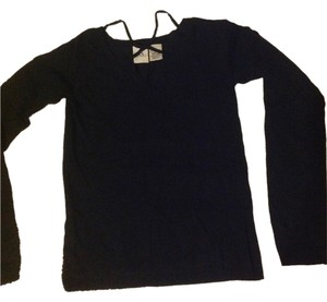A|X Armani Exchange Ax Black S Sweater