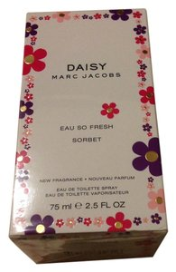 Marc Jacobs New & sealed mj Marc Jacobs daisy eau so fresh sorbet limited edition 2.5fl.oz