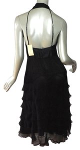 BCBGMAXAZRIA Max Azria Collection Vintage Halter Party Holiday Dress