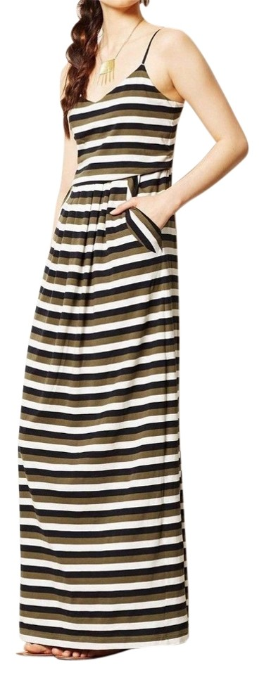 Anthropologie boardwalk maxi sz s by the addison story for Anthropologie mural maxi dress