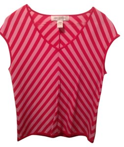 Jones New York Top Pink