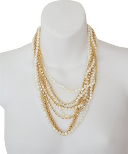 A.B.S. by Allen Schwartz ABS Allen Schwartz Statement Swag Gatsby Evening Wedding Formal Necklace ($195 SRP)