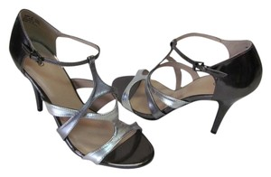 Cato New Size 9.00 M Excellent Condition Silver, Bronze Sandals