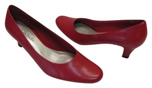 Easy Street New Size 8.50 M Red, Pumps