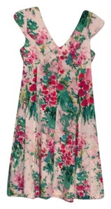 R&K Originals short dress Floral on Tradesy