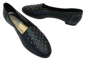 G. WIZ New Size 9.00 M Leather Navy, Flats