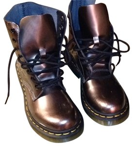 Dr. Martens Pewter Boots