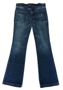 7 For All Mankind Bootcut Straight Leg Jeans