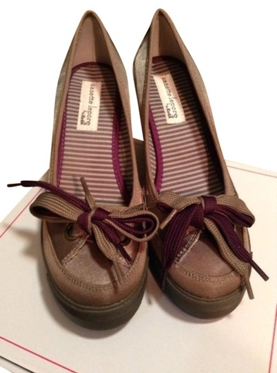 Preload https://item5.tradesy.com/images/nanette-lepore-taupepurple-keds-bow-tie-wedges-size-us-65-regular-m-b-972939-0-0.jpg?width=440&height=440