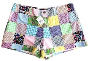 Ralph Lauren Sport Patchwork Shorts Multi-Color