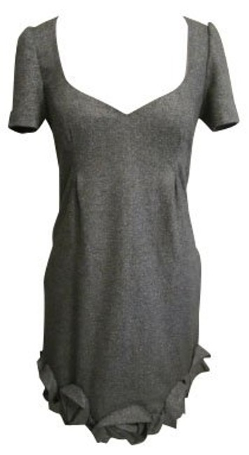 Preload https://item4.tradesy.com/images/rebecca-taylor-grey-workoffice-dress-size-4-s-973-0-0.jpg?width=400&height=650