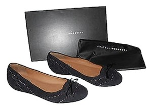 Other Fratelli Rossetti One 74599 143 Studded Black Flats