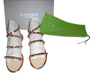 Aquatalia by Marvin K. Abbie Studded Detail Mandarin Sandals