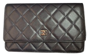 Chanel Woc Wallet On Chain Caviar Woc Caviar Woc Cross Body Bag