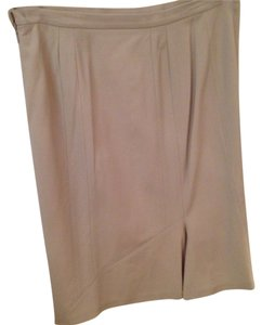 Narciso Rodriguez Skirt Beige