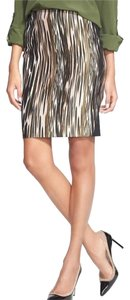 Diane von Furstenberg Wool Silk Pencil Stretchy Skirt