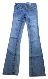 Paris Blues Boot Cut Jeans-Light Wash