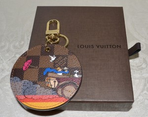 Louis Vuitton Louis Vuitton Evasion ILLUSTRE TRAVEL BAG CHARM Damier Limited Edition