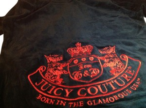 Juicy Couture Jacket Dark Blue S Sweatshirt