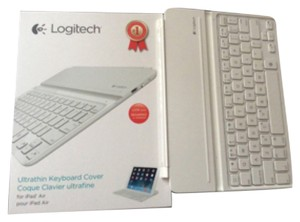 Logitech ultrathin keyboard cover for iPad Air Ultrathin Keyboard Cover
