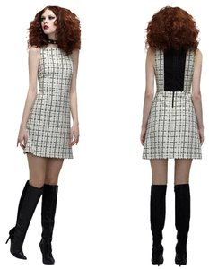Alice + Olivia Party Kipp Tweed Dress