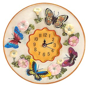 Other Butterfly Clock, 8