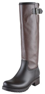 MM6 Maison Martin Margiela Brown Boots