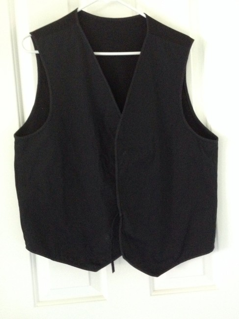 Reversible Embroidery Vest