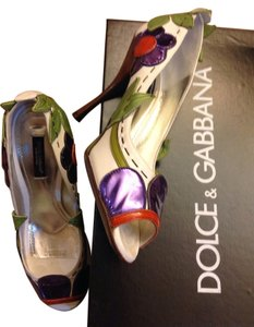 Dolce&Gabbana White, Multi Formal