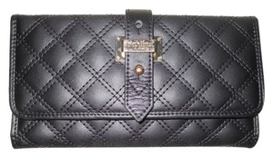 Spartina 449 quilted leather tri fold