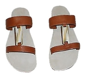 Other Avec Moderation Sabot Comfortable Stylish Cognac Sandals