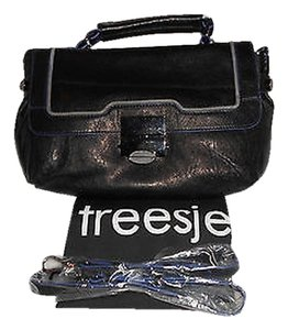 Treesje Convertible Soft/Supple Made In Italy Shoulder Bag