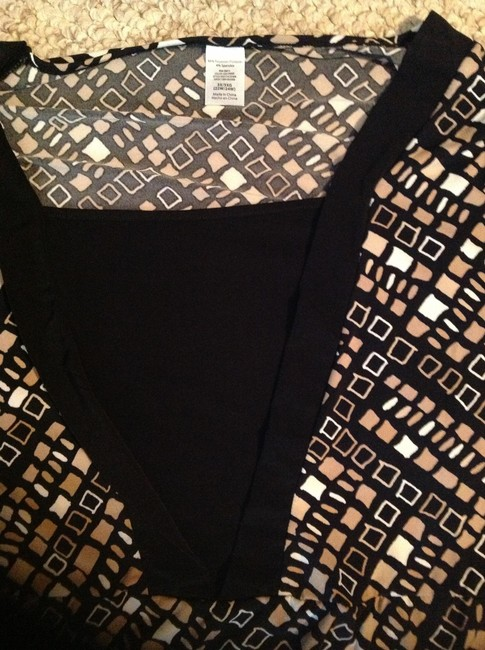 Other Top Black/Brown Pattern