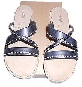 Tapeet Y10035 Black Sandals