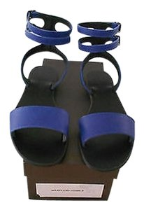 Other Dodo' Le Parisienne Cuff Lovely Blue Fashionable Oceano Sandals