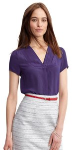 Banana Republic Top Deep purple