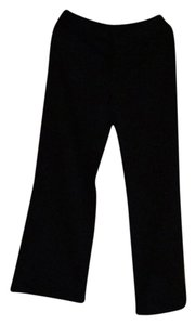 Gap Wide Leg Pants Blac