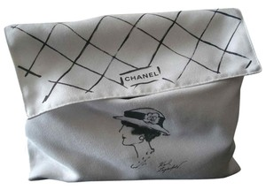 Chanel New Limited Edition Coco Chanel White Dustbag Storage
