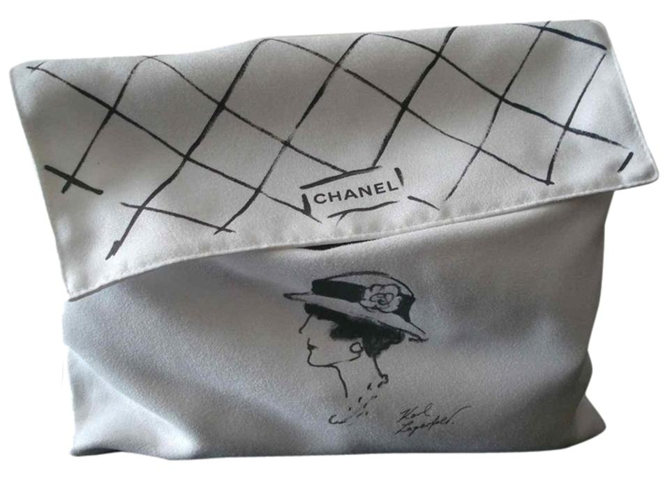6d98f68b27fe Chanel New Limited Edition Coco Chanel White Dustbag Storage Image 0 ...