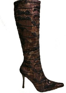Luichiny Multi brown metalic Boots