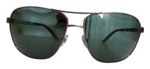 Versace New Versace Aviator Sunglasses MOD 2112 1003/71 63[]15 130 3N