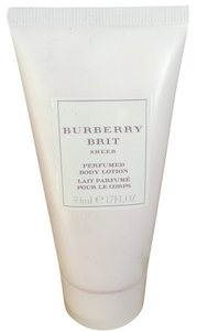 Burberry Brit perfumed body lotion