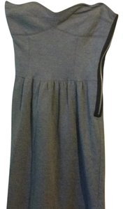 Velvet Torch short dress Grey on Tradesy