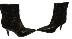 Cole Haan Black Patent Boots