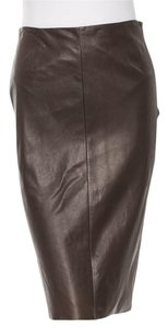 Raquel Allegra Skirt BROWN
