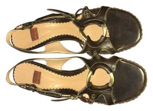 Goffredo Fantini Brown Sandals